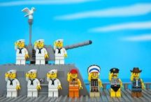 Fun with Legos / dedicated to my dear brother Brad..... / by Anne Pidek