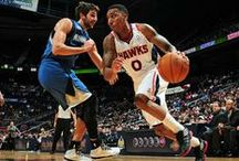 Hawks in Action (2013-14 Season) / by Atlanta Hawks