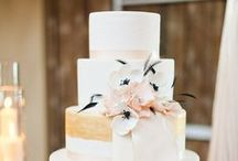 Let Them Eat Cake! / Wedding cake ideas for your big day! / by Wedding Republic
