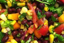 Salads / by Tamara Pickard-Beadles