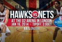 #ATLondon 2014 / Follow the Atlanta Hawks as they venture across the pond to London, England to take on the Brooklyn Nets!  / by Atlanta Hawks