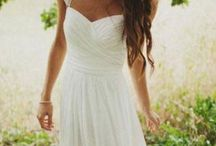 the dress. / The perfect dress for the day you marry your best friend.
