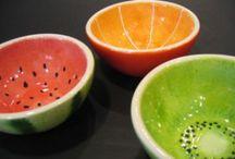Pottery Ideas  / by Rachael Bozzuto