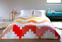 Quilting / Modern and minimalist quilts