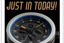 What's New & Cool at Watchismo? / Watchismo is a carefully curated watch collection by brothers Mitch & Andrew Greenblatt, modern horological enthusiasts with a passion for unique timepieces. Purveyors of wrist-borne time machines since 1999, Watchismo is a singular source for unusual & affordable modern watches from around the world. / by Watchismo.com