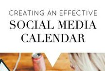 Social Media Tips / social media, twitter, instagram, pinterest, facebook, hashtag, increase traffic, reach more followers, schedule content, content marketing