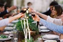 Entertaining / Lovely tables and lovely gatherings for lovely people.