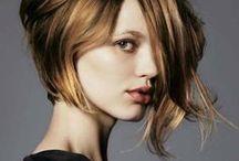lovely hair / by Hannah Nixon