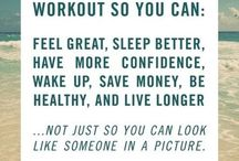 Health & Fitness / Health & Fitness tips, tricks and inspiration. / by Ambriss Rembulat-Syravong