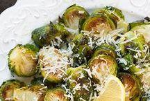 Recipes -- Veggies, Salads & Sides