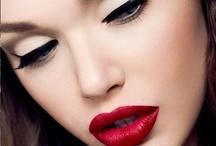 MakeUP:p / Self-expression through makeup. / by Sarah McCabe