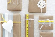 Gift Ideas / Gift ideas & packaging inspiration. / by Ambriss Rembulat-Syravong