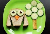 Kids Fun Foods / by Pam Ward