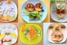 Food with an artistic flair / Food designed artistically / by Donna O'Connor
