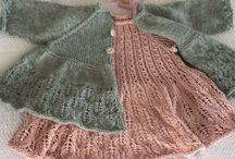 Lavendels / My own designs - available at Garnudsalg.dk, Garnhimlen , Woolspire, Ravelry.