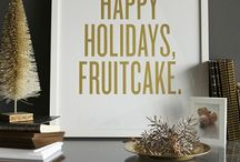 I love the holidays / I love ALL holidays. / by Ambriss Rembulat-Syravong