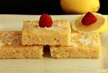 Gluten Free-- desserts / desserts, cookies, pies, crusts, bars, fudge, non dairy ice cream,cobblers, / by Patricia Durkin