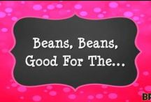 Beans, Beans, Good for the... / Featuring recipes with beans, chickpeas, lentils