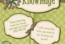 LDS YW Knowledge