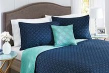 Beautiful Bedrooms / Quilts, sheets and gorgeous décor inspiration for your bedroom! / by BHG Live Better