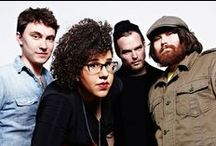Alabama Shakes / Currently, my favorite band of all time!!! Everybody should know and love Alabama Shakes!!! :)  / by Ali Koch