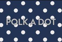 Polka Dots Mood Board / We all need some Polka Dots in our lives / by MeUndies