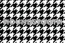 Houndstooth Mood Board / by MeUndies