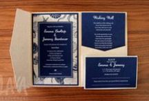 Beach Wedding Invitations / Beach Wedding Invitations