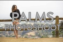 The Palms Photoshoot / Our Palms Photoshoot featuring @stephmurone and @andrewpphillips  / by MeUndies