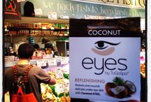 Eyes On The Go / We take our Eyes everywhere!  Where do you take your Eyes by ToGoSpa