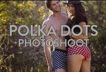 Polka Dots Photoshoot /  Everyone loves Polka Dots, it's a fact. / by MeUndies