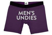 Men's Undies / Men's Briefs, Trunks, and Boxer Briefs. Check them all out at MeUndies.com / by MeUndies
