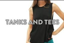 Tanks and Tees / Check out all Men's and Women's tops at MeUndies.com / by MeUndies