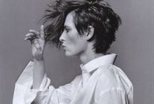 INSPIRATION - Androgynes / androgynous