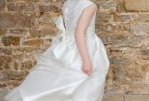 First Holy Communion Dresses / Beautiful Communion dresses hand made in the UK - order online or call us to discuss our bespoke service. www.suehillchildrenswear.com Tel +44 (0)1892 513293  Email info@suehillchildrenswear.com