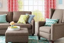 Fine, Affordable Furniture / Browse our vast assortment of quality furniture—in various sizes, colors and styles—at affordable prices.  / by BHG Live Better