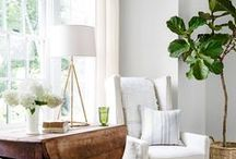 House & Home / My dream house is full of bright neutrals and lots of laughter.