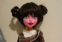 "Gooliope Jellington / 17"" Monster High Doll"