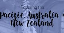 Travel to New Zealand, Australia & the Pacific