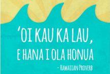 Hawaii in Print / by Elisa Economy-Morgan