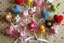 knit, crochet & felting