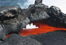Hawaiian Volcanoes / by Elisa Economy-Morgan