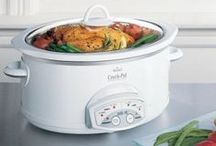 Crock Pot / by Danielle Pavao
