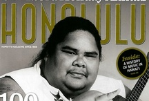 "Israel ""IZ"" Kamakawiwo'ole / by MOUNTAIN 