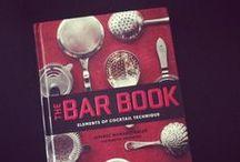 Cocktail Books / Reading List