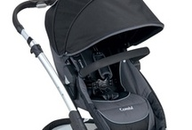 Strollers / by Combi USA