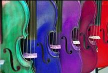《《《 strings 》》》 / by Barbara Schaller