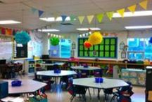 Classroom Decor & Organization / -- inspiration, tips, & tricks for creating a fun and organized learning environment --