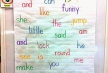 Sight Words / -- games, activities, & other ideas for teaching sight words -- / by Sam Alexis