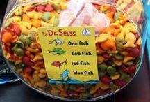 Dr. Seuss / -- for Dr. Seuss' birthday celebration, or just a seusstastic unit! -- / by Sam Alexis